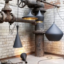 Tom Dixon Lighting – Industrial, Modern, Fantastic!