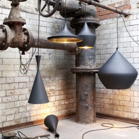 tom dixon lighting industrial modern fantastic