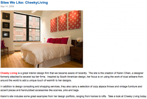 The Furniture Domain Posts About Cheeky Living