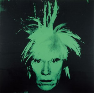 Andy Warhol - Selfportrait