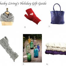 Cheeky Living's 2010 Holiday Gift Guide