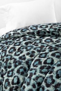 DVF Standalone Duvet in Cheetah Spot
