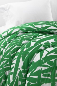 DVF Standalone Duvet in Green Grass