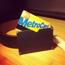 RetroCard Belt Buckle