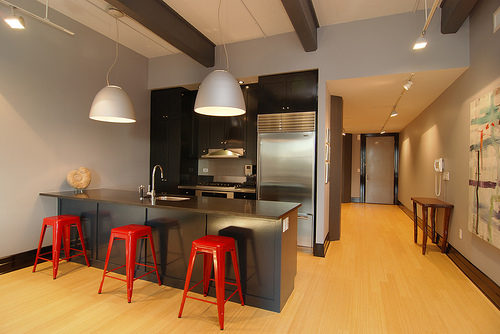 DUMBO Loft Kitchen