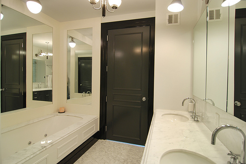DUMBO Loft Master Bathroom